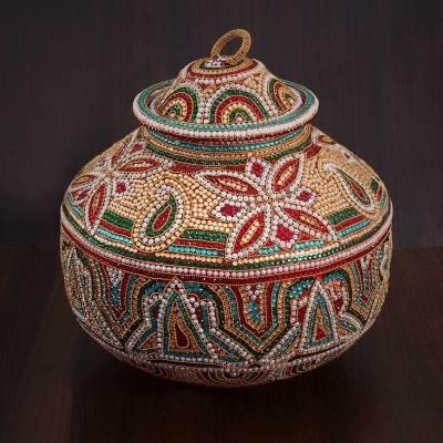 Designer Kudam - Indian return gift