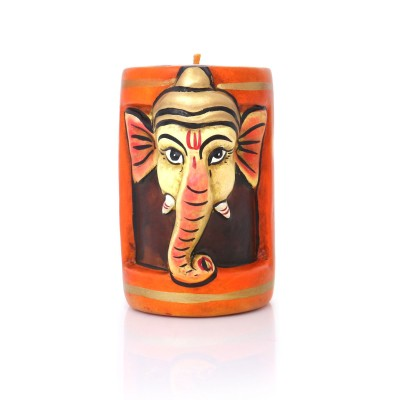 Ganesha Teracotta Diya return gift