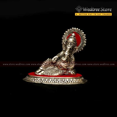 Masand Ganesha - Ganesha----the god of beginnings  he is honoured at the start of rituals and ceremonies return gift