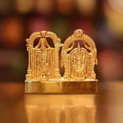 Murthi - Alamelu Thayar & Venkateshwara return gift