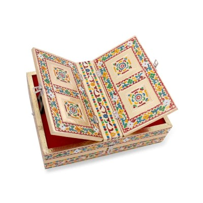 Minakari - Golden Geeta Box return gift
