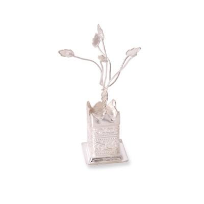 Tulsi madam - Tulsi maadam made of german silver return gift
