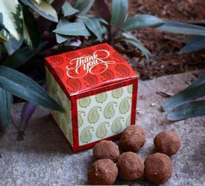 Seed Balls return gift