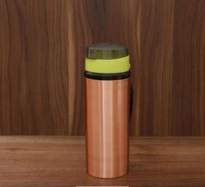 Copper Plain Sipper Bottle return gift