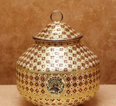 Minakari Kudam Small return gift