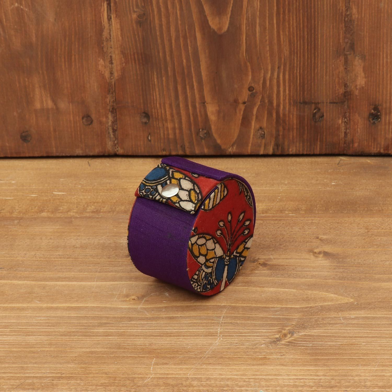 Bangle Holder with Kalamkari Design Mini return gift