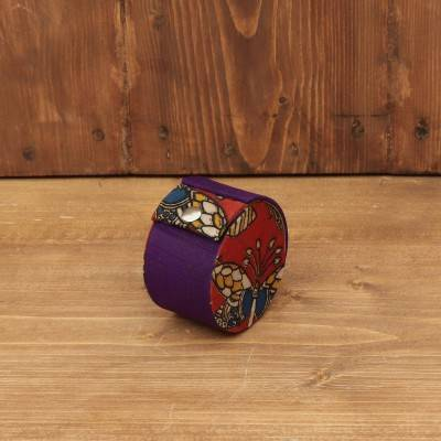 Bangle Holder with Kalamkari Design Mini return gift