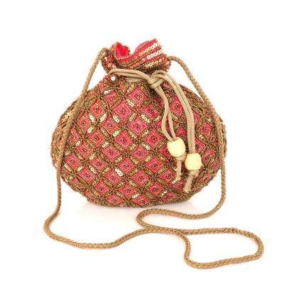 Designer Potli Bag  return gift