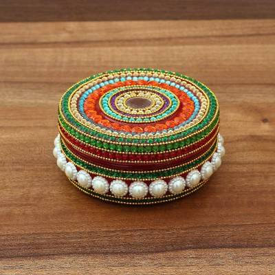 Decorative Box 4 inch Indian return gift