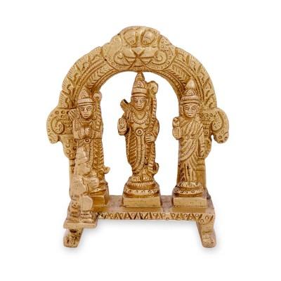 Ramar Pattabishekam - Ramar Pattabishekam Made up of brass.