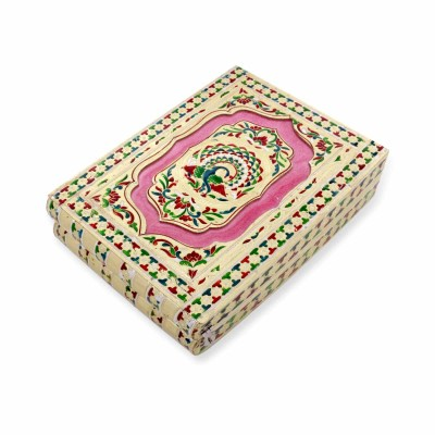 Bangle Box - Minakari - Bangle Box with 4 Rolls