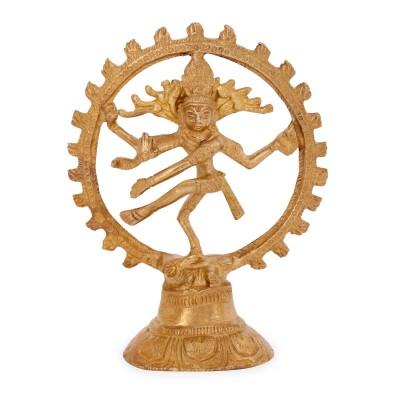 Nataraja - Made up of brass return gift