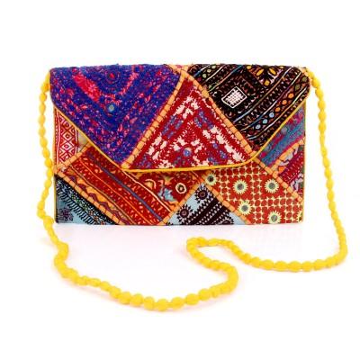 Sling Bag - Sling Bag - Thread Embriodary