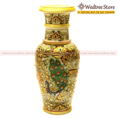 Marble Flower Vase Big return gift