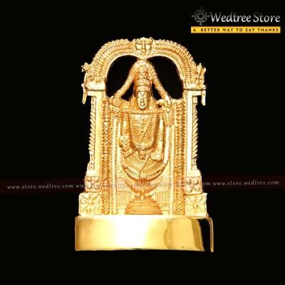 """Tirupati Balaji - Balaji----form of Hindu god """"Vishnu� return gift"""