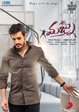 Mr. Majnu (Telugu)