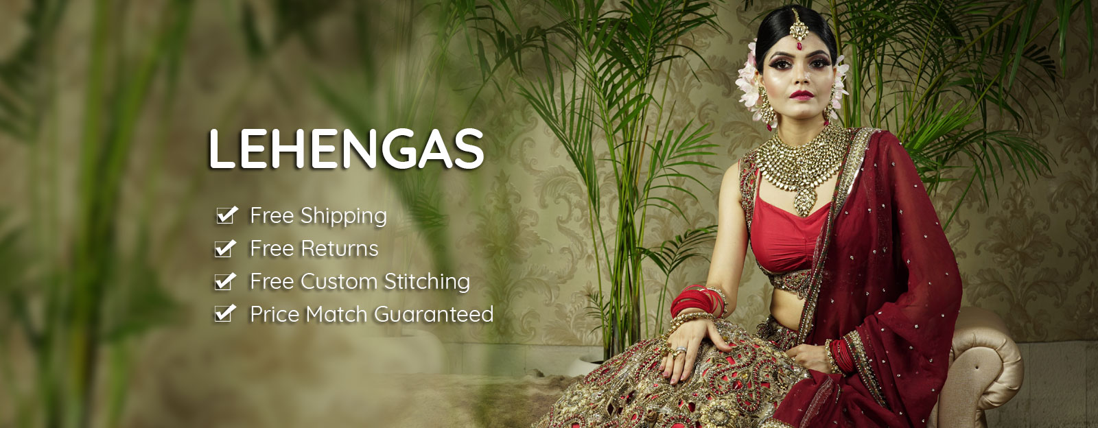 Largest Lehenga Collection