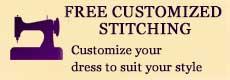 Free Stitching